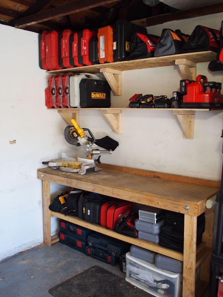Garage Organization Ideas Cheap Simple