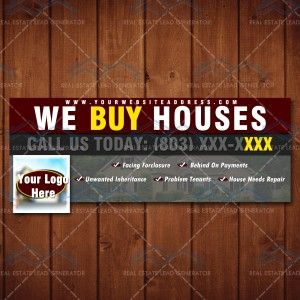 Facebook Cover We Buy Houses Fast We Buy Houses Home Buying Real Estate Marketing Design