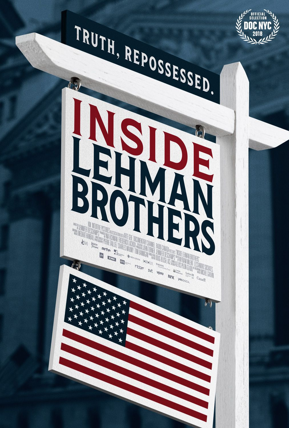 Inside lehman brothers documentary movie poster by www