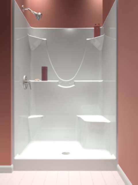 Convenient One Piece Shower Units And Why We Should Use Them With