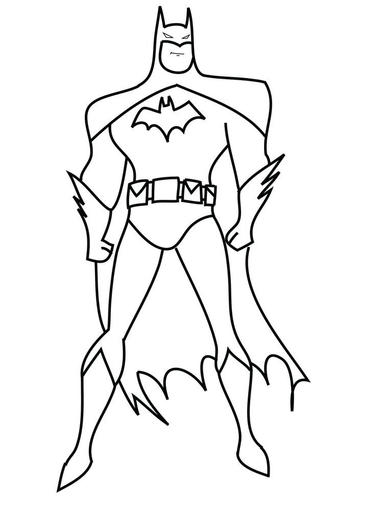 Free Batman Coloring Pages 043 Below Is A Collection Of Amazing Batman Coloring Page That Superhero Coloring Pages Superhero Coloring Superman Coloring Pages