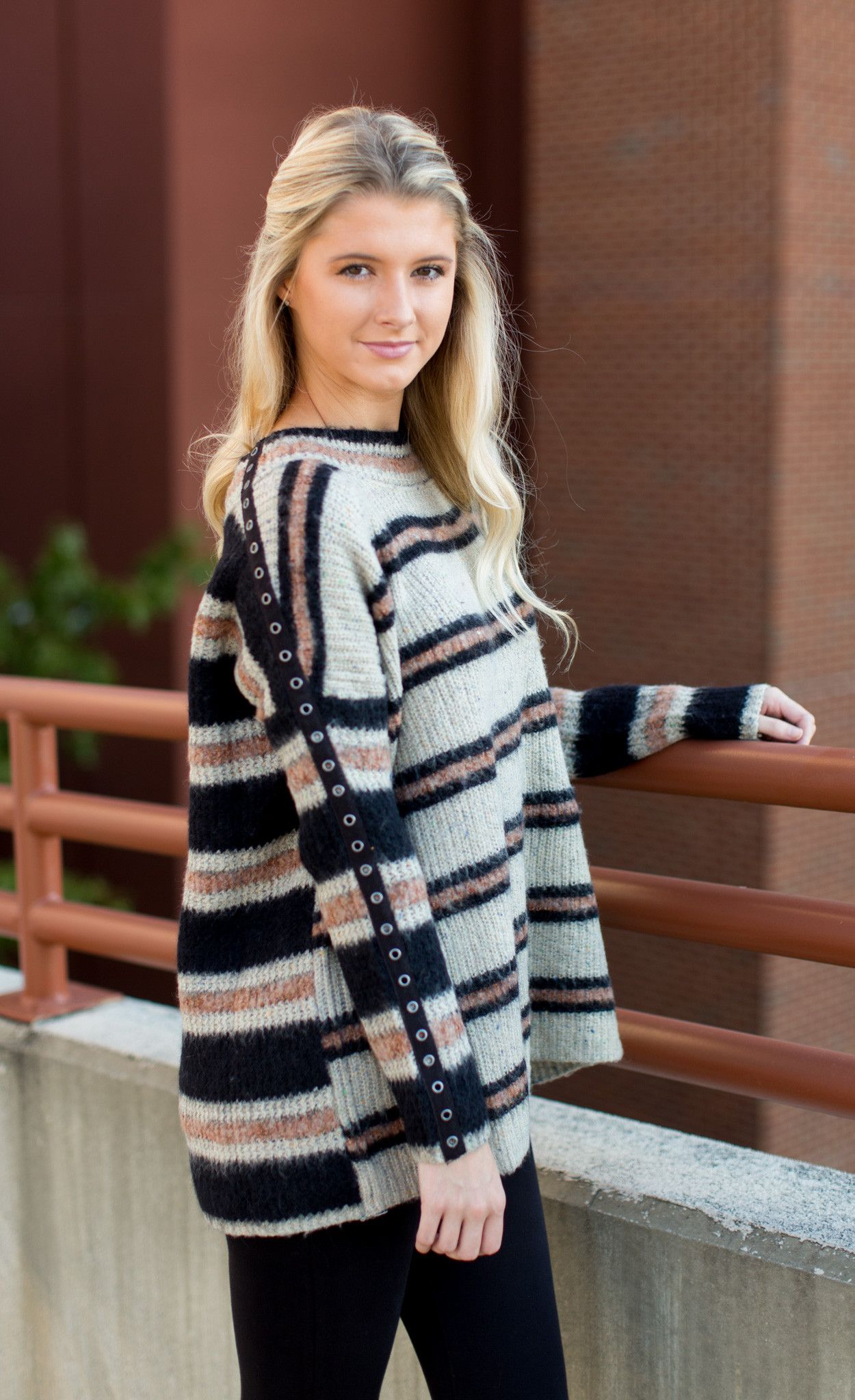 Free People Side Stripe Tunic from Cheeky Peach Boutique | Fashion ...