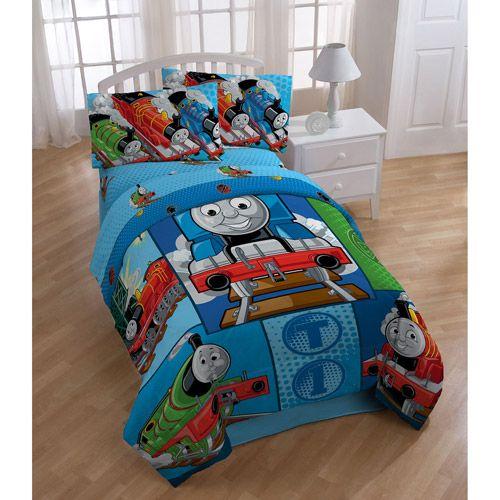 Thomas The Train Comforter Set Bedding Sheet Twin