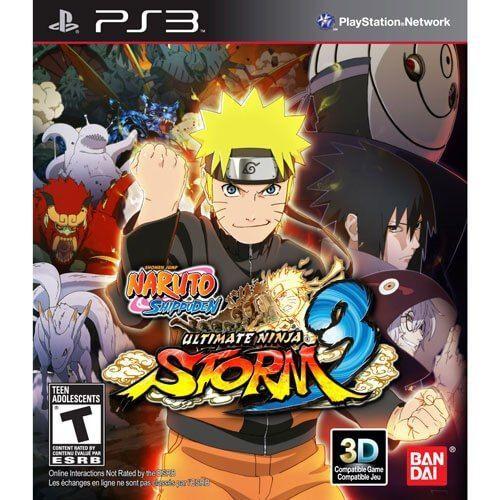 Naruto Shippuden Ultimate Ninja Storm 3 - PS3 Game | Naruto games, Naruto  shippuden, Ps3 games