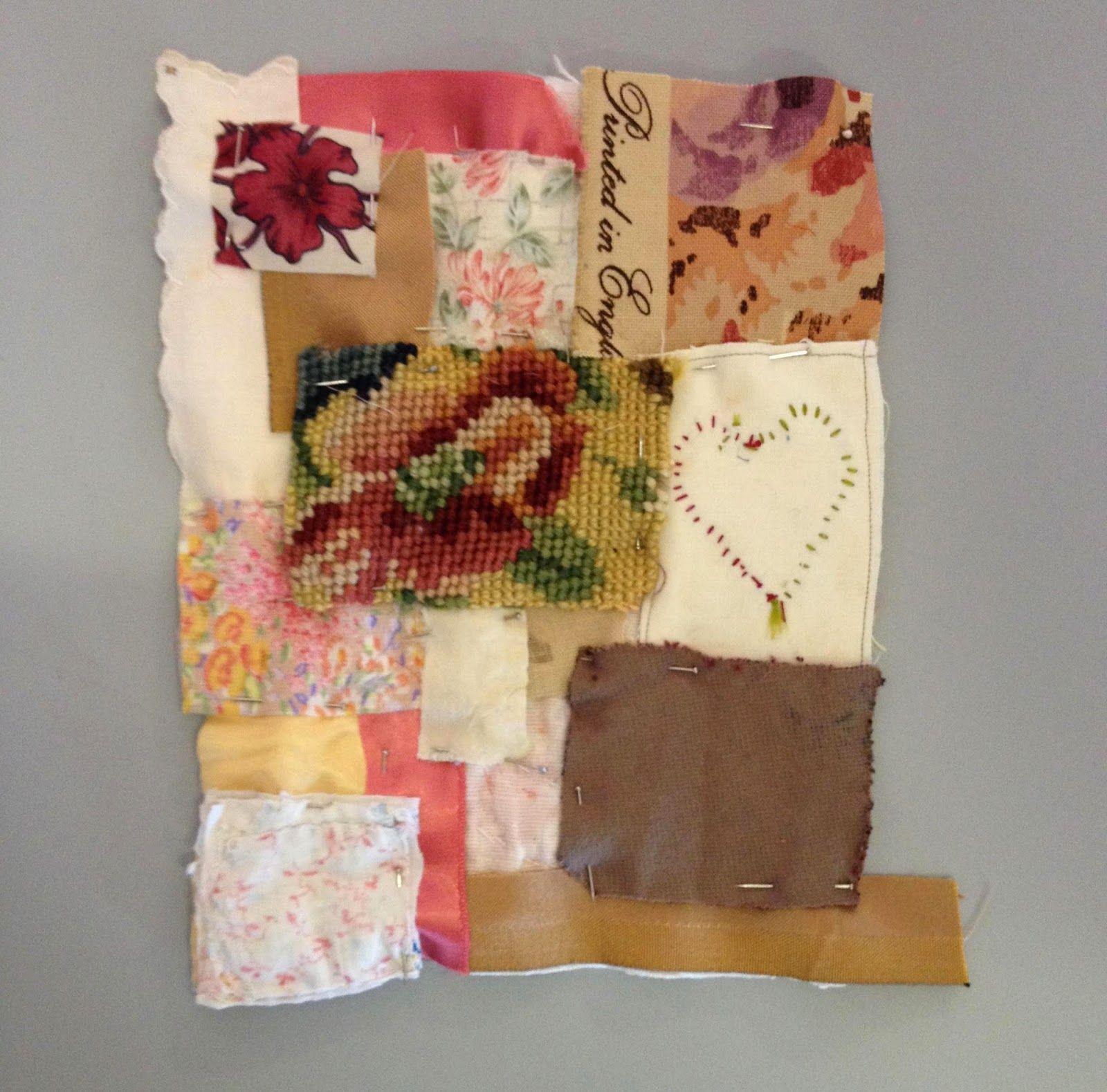 Uitgelezene Cornish Collage (met afbeeldingen) | Textiel, Knutselen, Diys WR-98