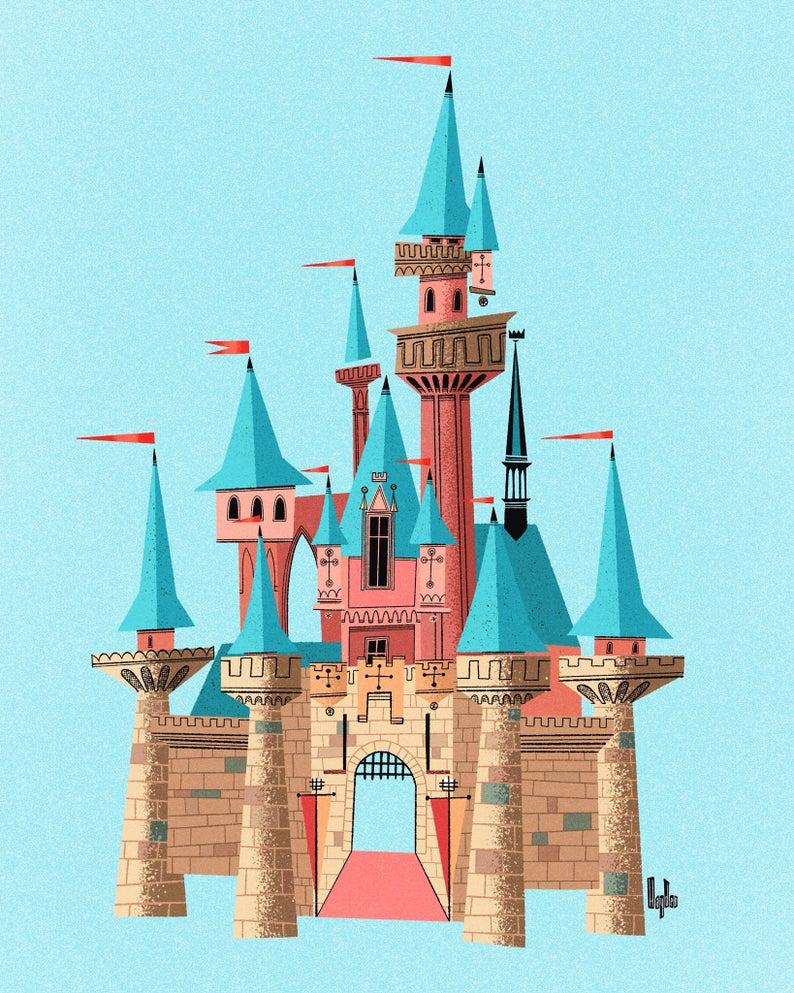 Sleeping Beauty Castle Disneyland Inspired Print Etsy In 2021 Sleeping Beauty Castle Disneyland Disney Sleeping Beauty Sleeping Beauty Castle