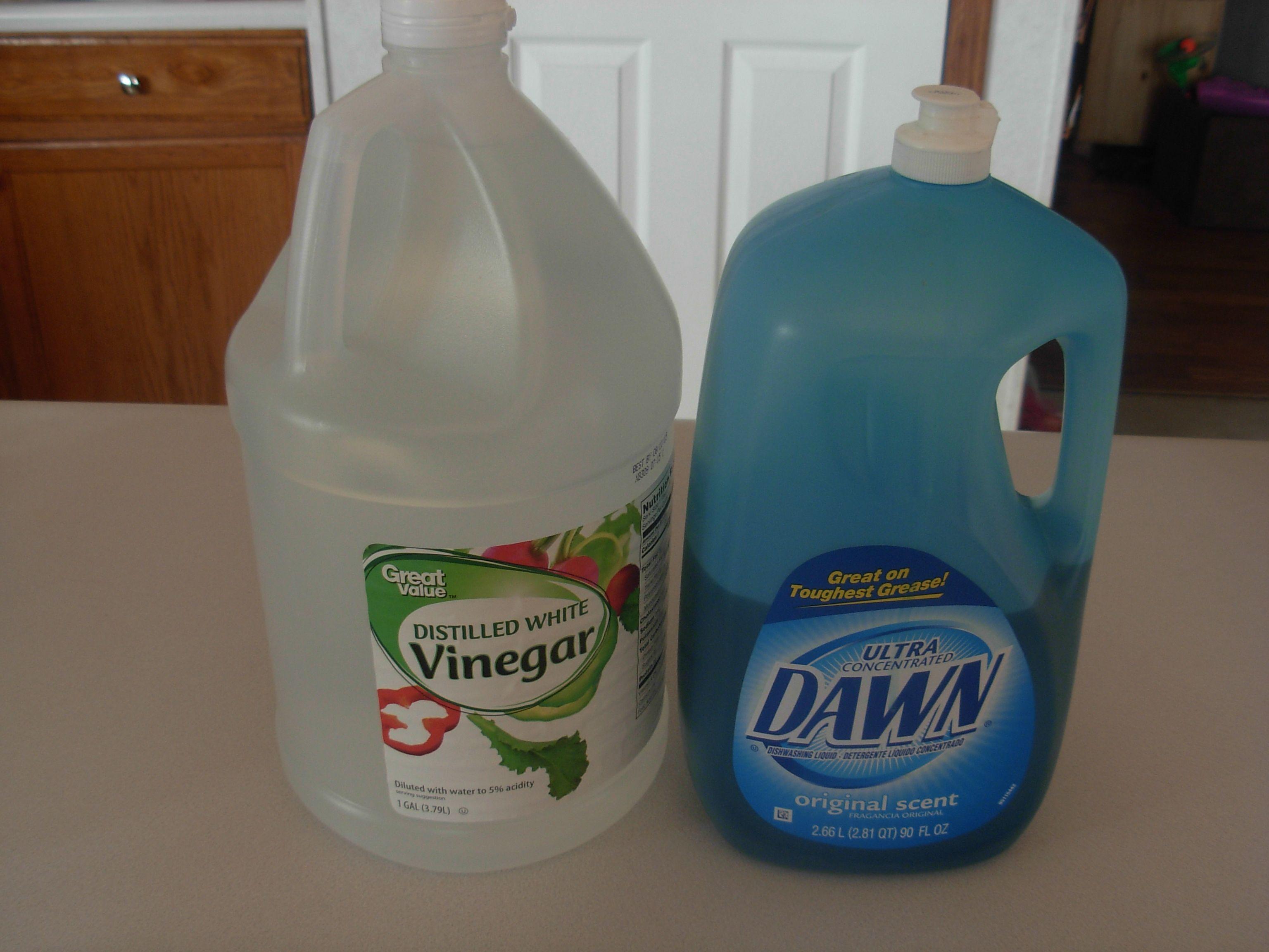 Wonderful Laundry Soap 1C Dawn To 7C White Vinegar I