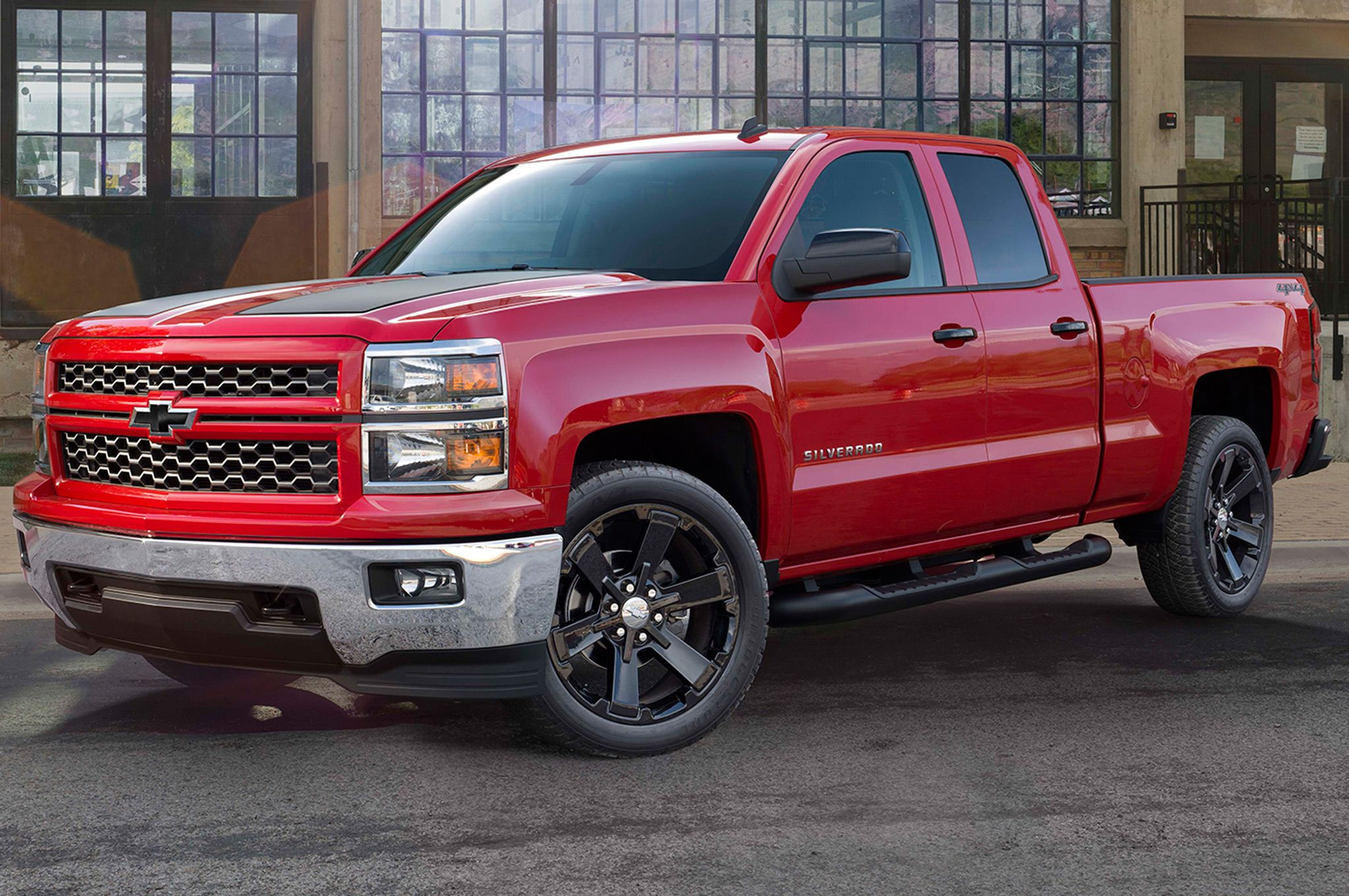 New Silverado Work Truck Features At Chevrolet Dealership