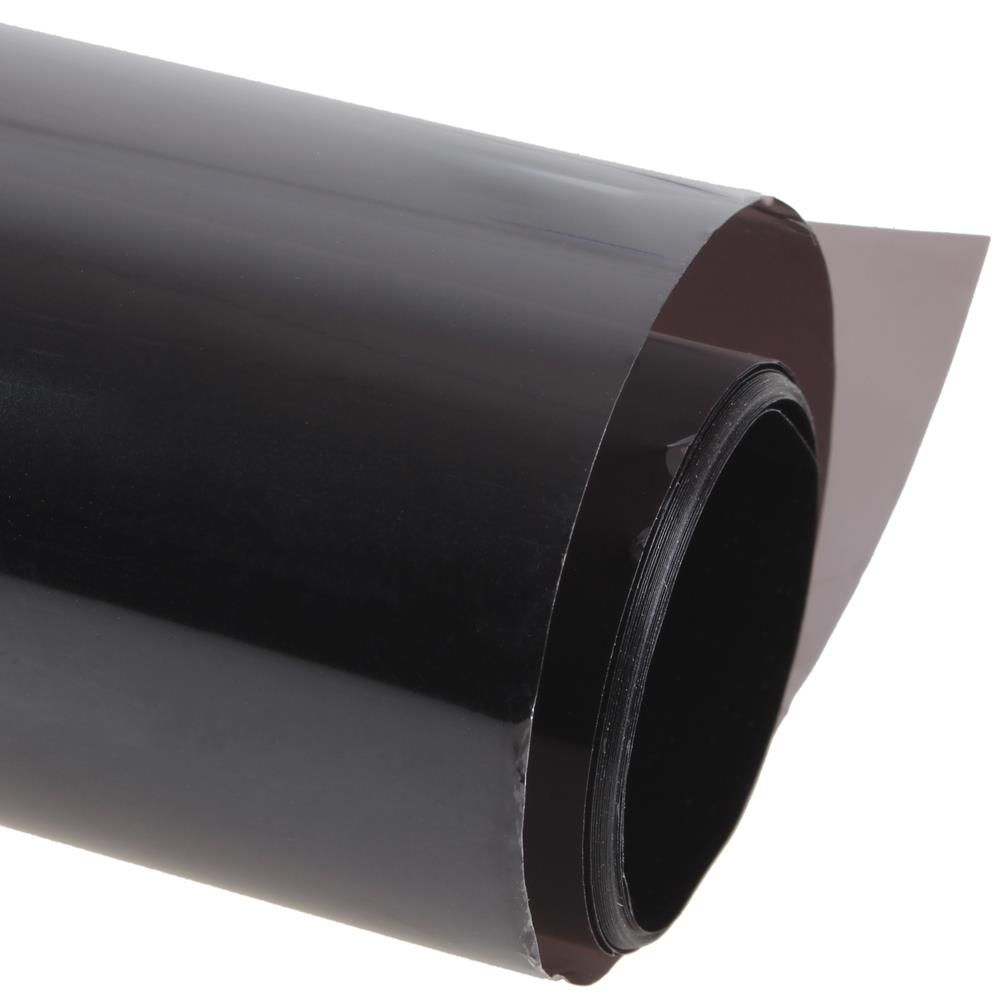 50 300cm black window tint film glass 25 roll 1 ply auto house commercial