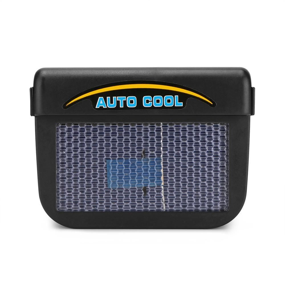 Solar Powered Car Ventilator Solar powered cars, Solar