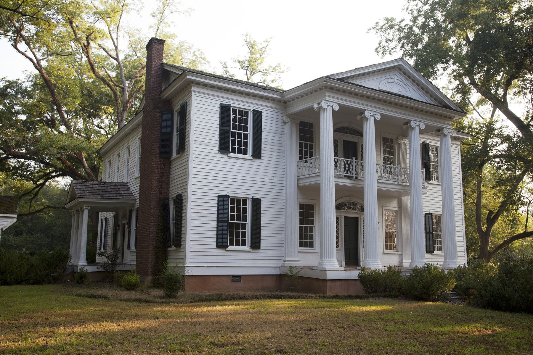Nutwood Troup County A house in trouble