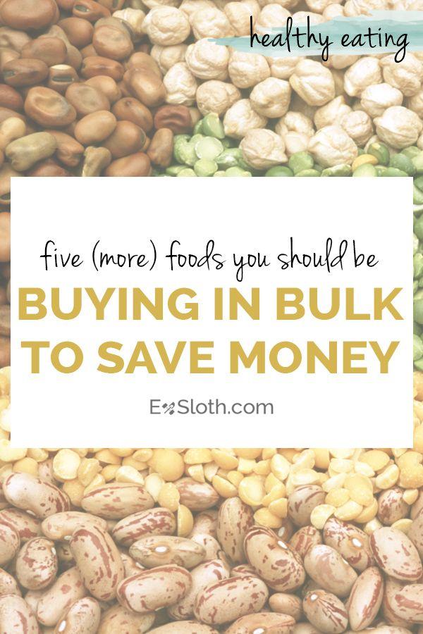 buying food in bulk part 3