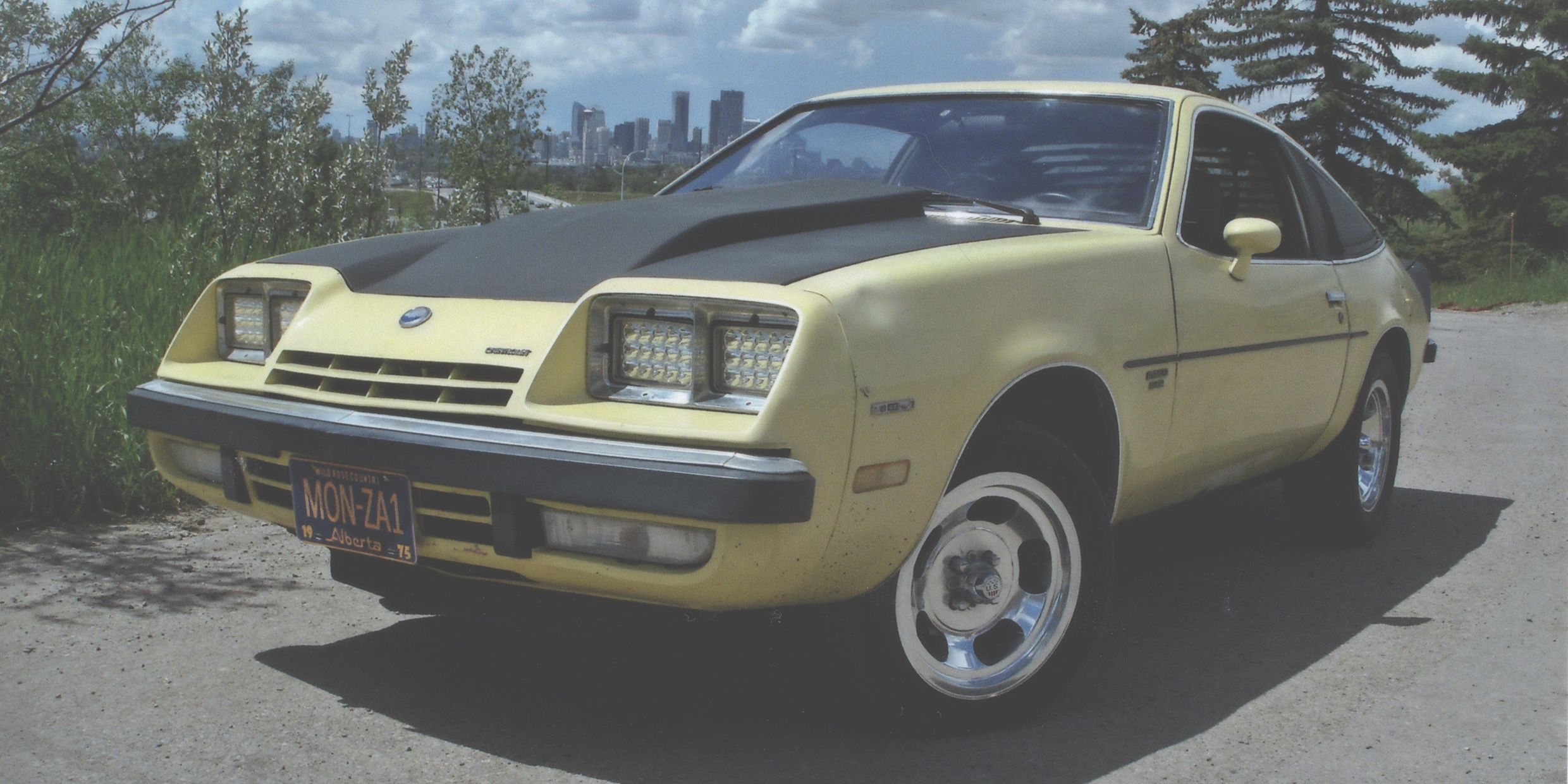 It S Mine 1975 Chevrolet Monza Chevrolet Monza Chevrolet Pony Car