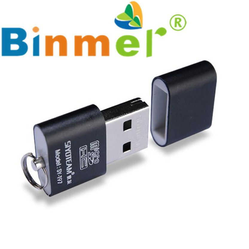 Binmer High Speed USB Micro SD TF 2.0