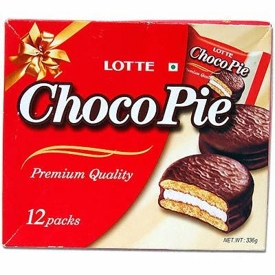 choco pie- how to buy your students love