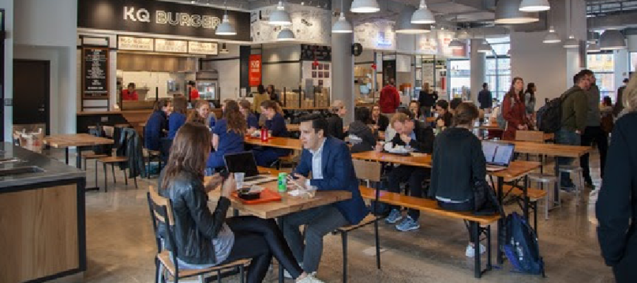 philadelphia pa with the recently launched franklin s table food hall provides a highly curated range of philly faves under a single roof on the