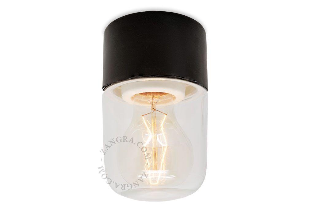 lampe applique plafonnier en porcelaine Zangra