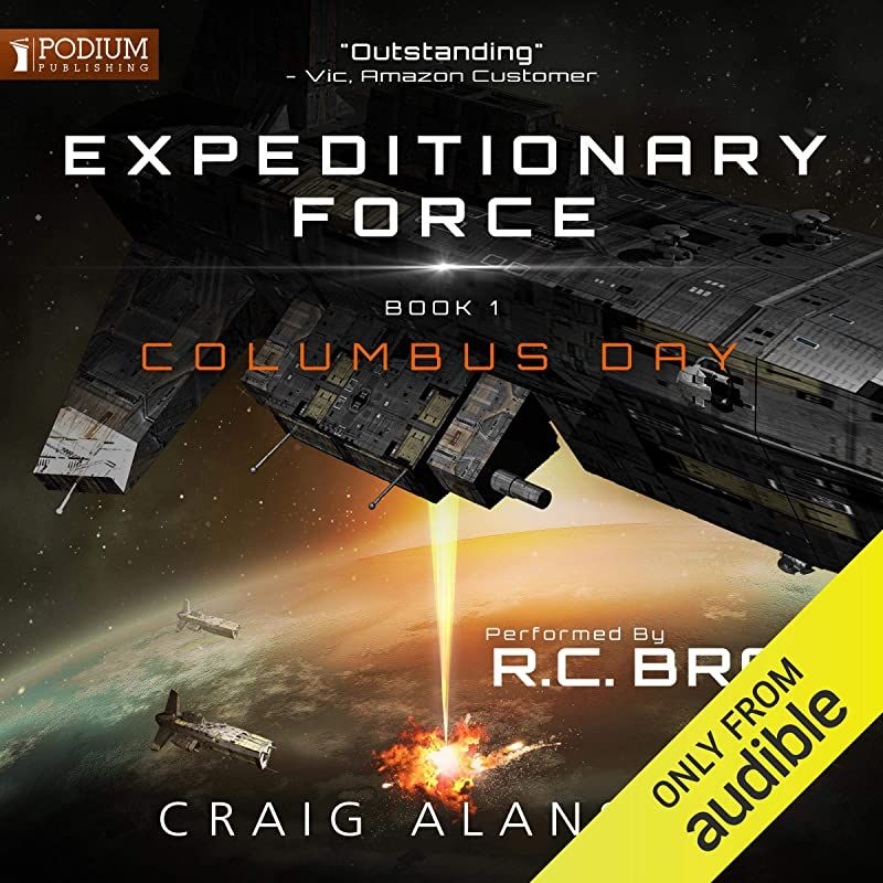 Free Download Columbus Day Expeditionary Force Book 1 By Craig Alanson R C Bray Et Al