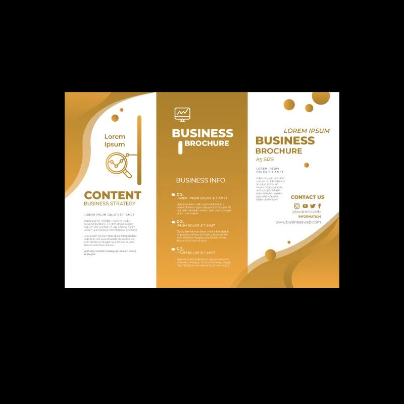 Printing printagraphy in 2020 Brochure, Business
