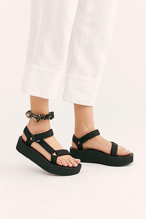 Flatform Universal Teva Sandals in 2020