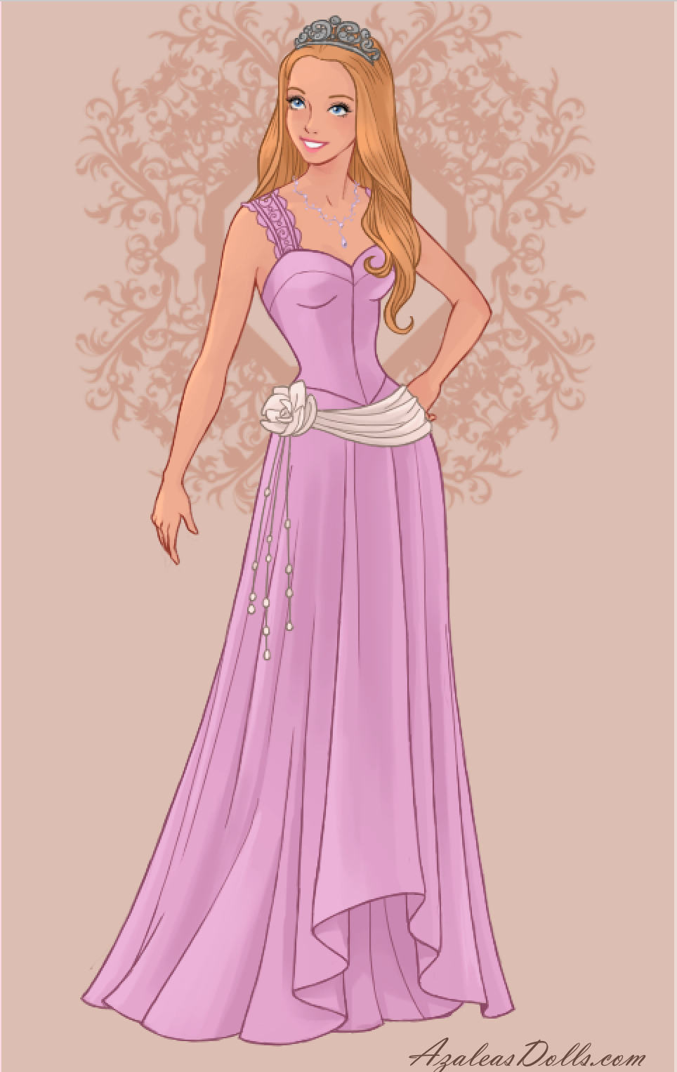 Princess Annika From Barbie And The Magic Of Pegasus In Wedding Dress Design Dress Up Game Wedding Dress Drawings Disney Princess Fashion Barbie Wedding Dress