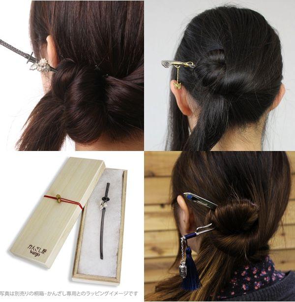 Feudal Japan Hairstyles