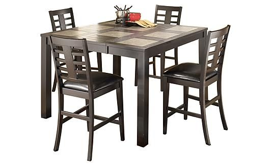 Expandable Pub Table For The Home Dinning Room Tables
