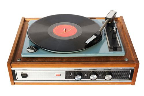 Vintage Record Player An Old Record Player Old Record Player Record Player Vintage Record Player