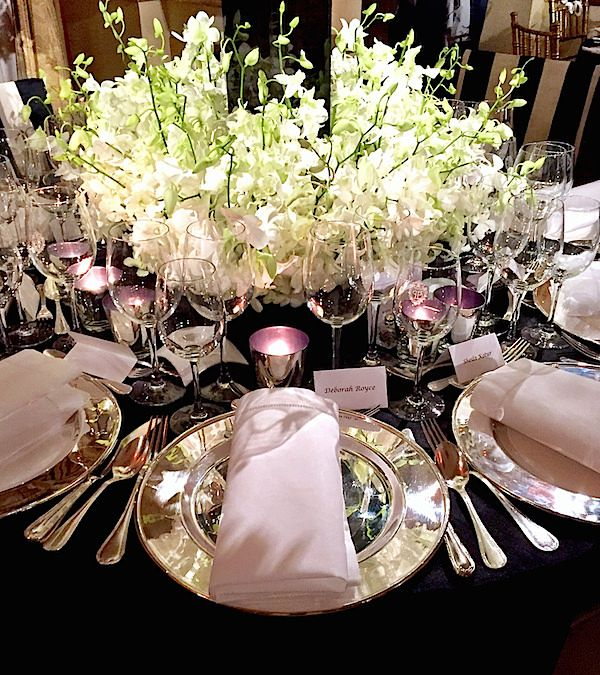 New York Botanical Garden 2016 Orchid Dinner