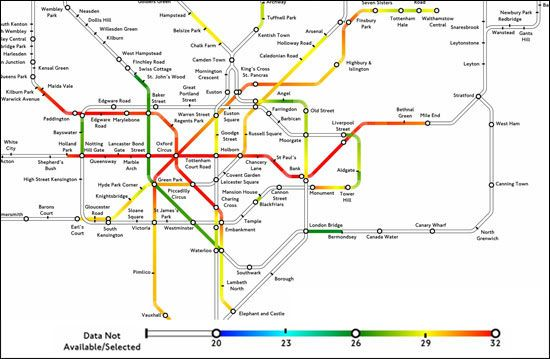 Subterranean heatsick blues Map
