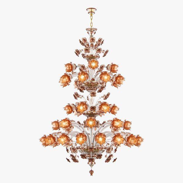 3d model chandelier md 89310 42 osgona 3d model