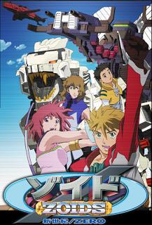 Zoids Zero Español Latino Zoids, Personajes de anime
