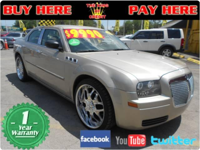 Buy Here Pay Here Miami >> 2007 Chrysler 300 In Miami Florida Miami Used Cars For Sale 9990