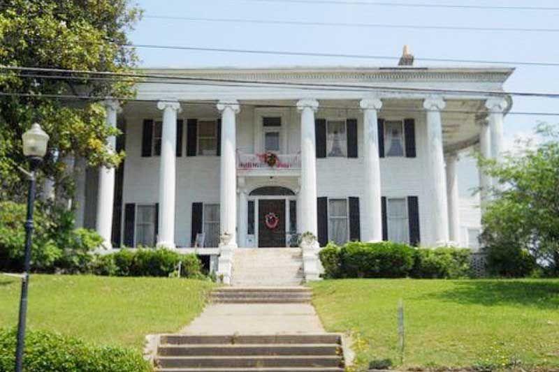 Enjoyable 1073 Georgia Ave Macon Ga 31201 Southern Plantation Download Free Architecture Designs Estepponolmadebymaigaardcom