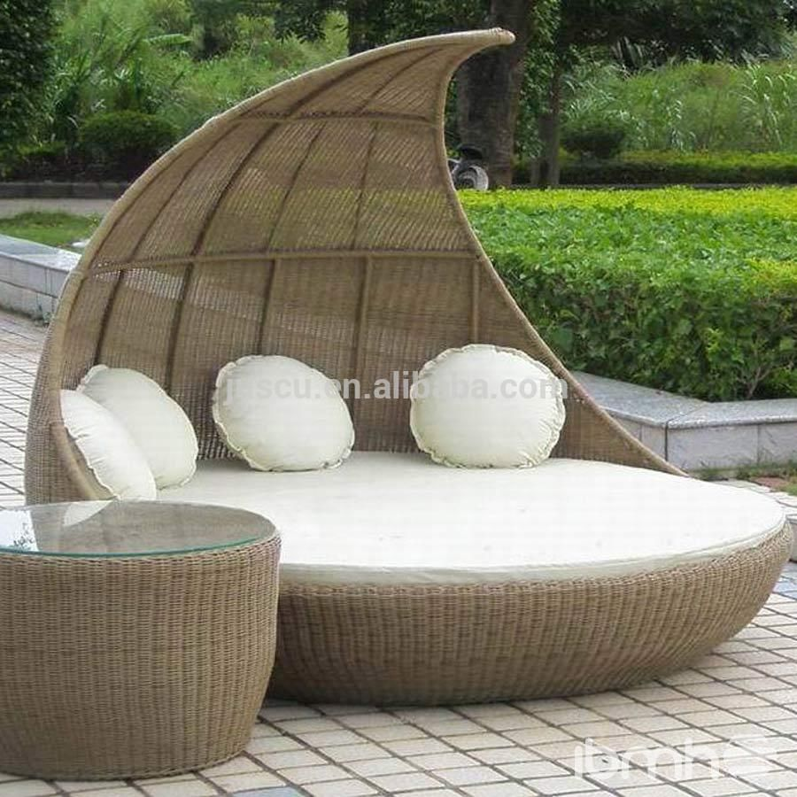 outdoor wicker patio furniture round canopy bed daybed best home