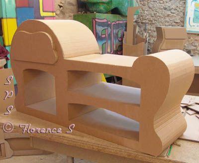 Florence Muebles en cart³n