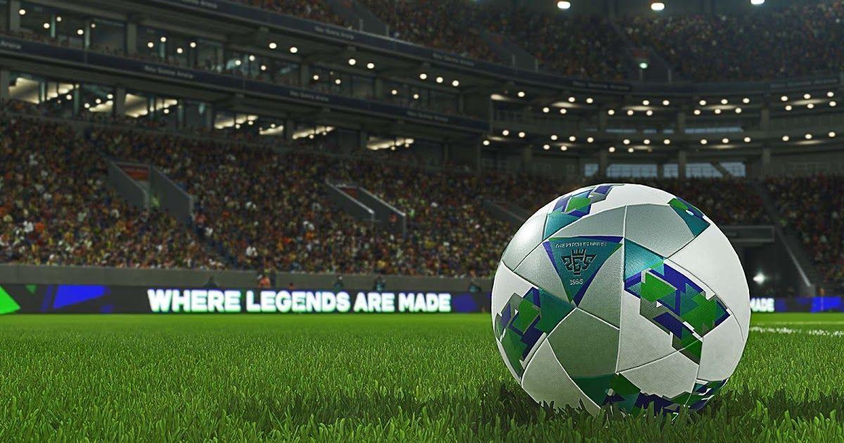 Pro Evolution Soccer Wallpaper Hd Tons Of Awesome Pes 2019 Wallpapers To Download For Free Free Pro Evolution In 2020 Football Wallpaper Football Background Soccer