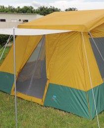 Two Room Cabin Tent 10u2032x14u2032 & Two Room Cabin Tent 10u2032x14u2032 | Camping | Pinterest | Cabin tent ...