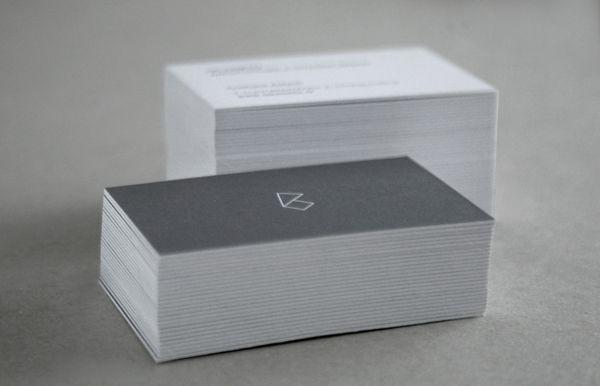 OpusOkto Architecture & Interior Design Business Cards by Elia Laourda, via Behance #logo #design #architecture #interior #businesscards