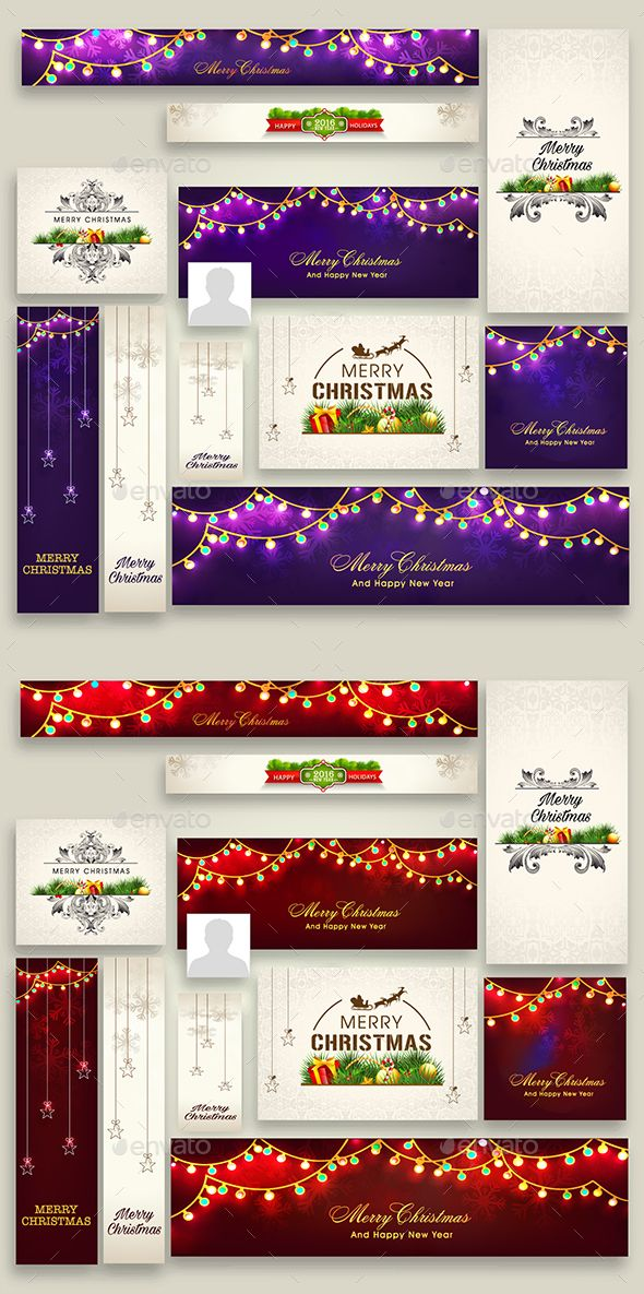 christmas kit collection vector eps design download http graphicriver net item christmas kit collection 13907347 ref ksioks