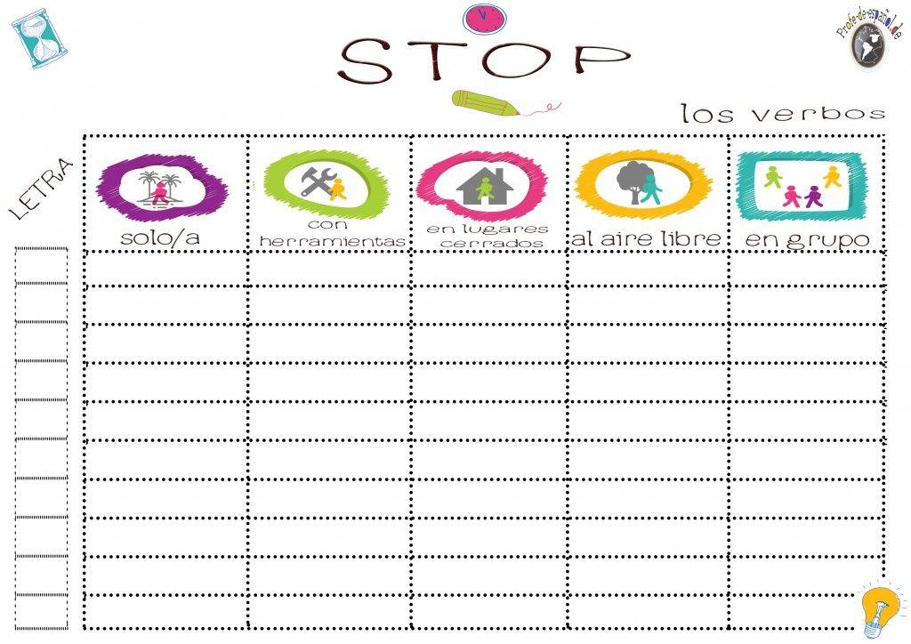 stop-verbos