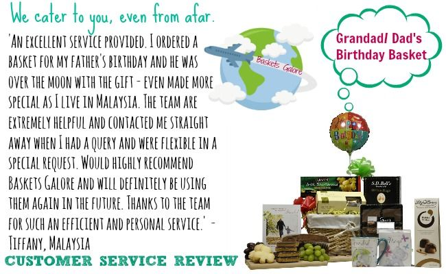 #dad #birthday #customerservice #review #gift