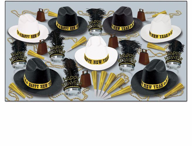 Western Nights New Year S Party Kit For 50 In 2019 Party Kit New Years Party New Years Eve Party
