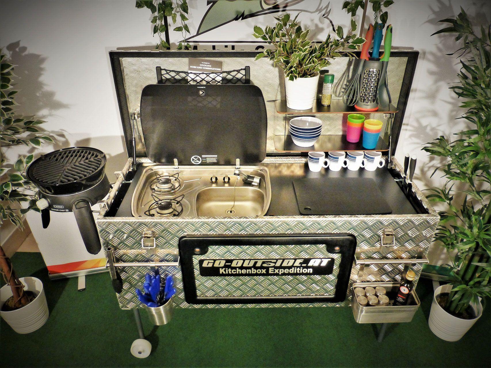 Outdoorküche Camping Ground : Camping und outdoor küche bei der kitchenbox expedition handelt