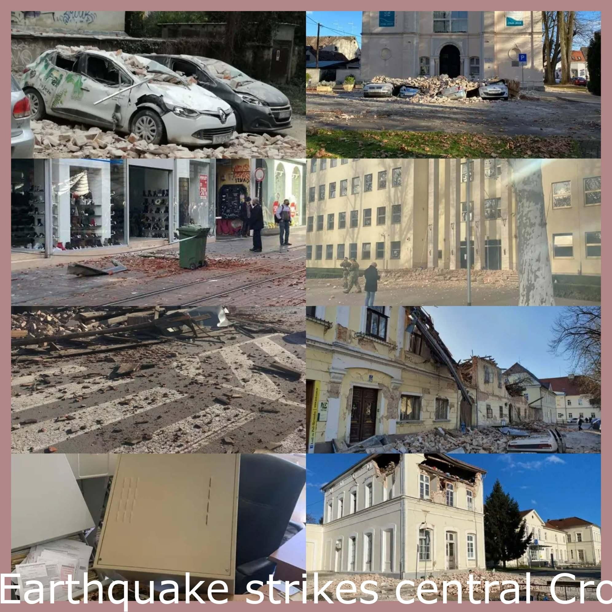 Stupid Fails Top Earthquake Strikes Central Croatia On December 29 2020 Petrinja Sisak Epic Fail Pictures Best Fails Ever Funny Gifs Fails