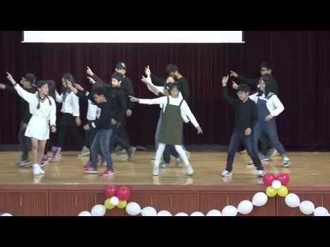 2015년10월28일 경운초등학교 6학년4반 Dance Heart Attack