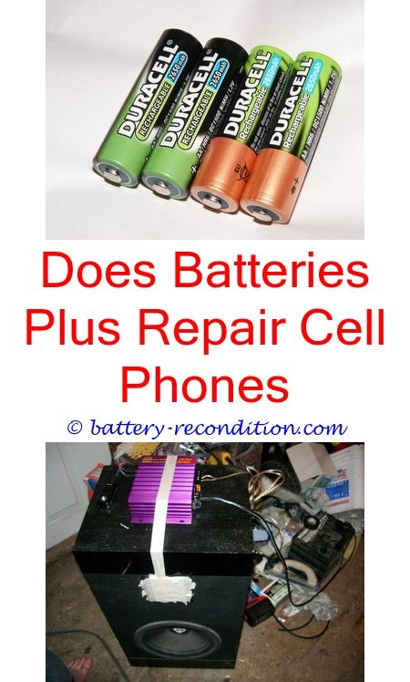 How To Repair Dead Lead Acid Battery