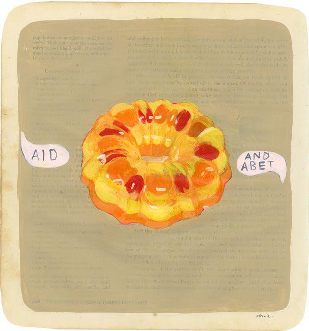 Aid + Abet, Martha Rich