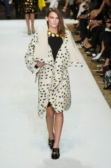 Chloé @ Paris Fashion Week winter 2014-15 - video