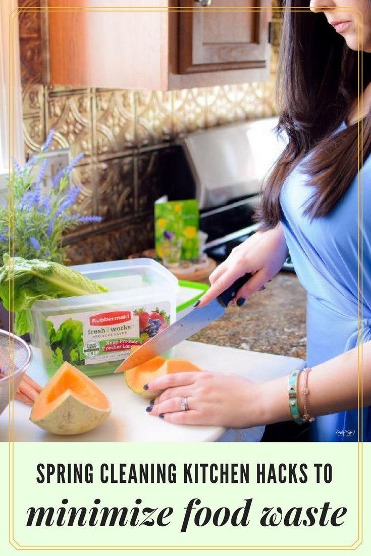 Spring Cleaning Kitchen Hacks To Minimize Food Waste Food Waste